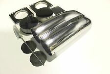 SHOT GUN SCOOP SMOOTH SUIT SINGLE CARBURETOR OR DUAL INCLUDES AIR CLEANERS