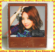 NEW A-LIN Love Song Taiwan 3-CD w/OBI 10th Anniversary Edition 2016 Best Hits
