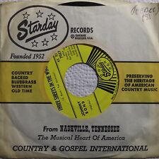 JOHNNY BOND: THREE SHEETS TO THE WIND rockabilly 45 on STARDAY hear!