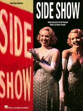 Side Show Sheet Music Vocal Selections NEW 000313096
