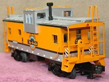 MTH PREMIER SCALE #20-91024 RIO GRANDE EXTENDED VISION DETAILED LIGHTED CABOOSE!