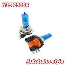 H15 Xenon White halogen bulbs 55w DRL 7500k plasma VW GOLF MK7 High Beam Flash