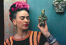 FRIDA KAHLO 3 GLOSS POSTER PRINT - SIZE A3 297X420MM PLUS FREE SURPRISE POSTER