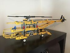 LEGO 8277 Technic Giant Model Set Vintage 1997 Set Helicopter Robot - RARE!