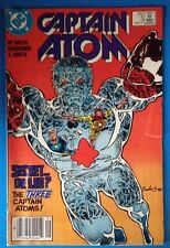 DC COMIC Captain Atom Issue No. 3 May 1987 87