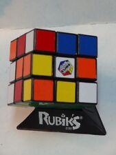 Original Rubik's Cube Puzzle cube w/Stand