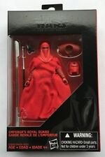 "STAR WARS EPISODE 7: EMPEROR'S ROYAL GUARD -  WALMART 3 3/4"" EXCLUSIVE"