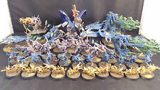 Warhammer Age of Sigmar Chaos Daemons of Tzeentch Army Pro Painted
