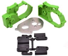 Traxxas Slash/Stampede/Rustler/Bandit Green Hybrid Gearbox Housing RPM73614