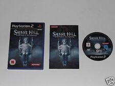 """Silent Hill destrozado recuerdos para PLAYSTATION 2 tienen muy raro y difícil de encontrar"""""""