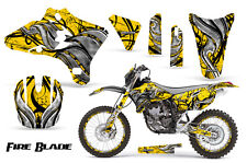YAMAHA YZ250F YZ450F 03-05, WR250 WR450 05-06 GRAPHICS KIT DECALS FBYNPR