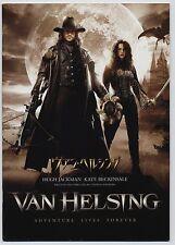 Van Helsing JAPAN PROGRAM Stephen Sommers, Hugh Jackman, Kate Beckinsale, W.Kemp
