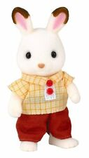 Father of Sylvanian Families doll chocolate chocolate rabbit family rabbit