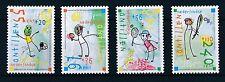 [NA1611] Netherlands Antilles Antillen 2005 Paintings Children MNH # 1611-14