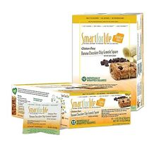 Smart for Life Cookie Diet Meal Replacements Gluten Free Banana Chocolate Chip