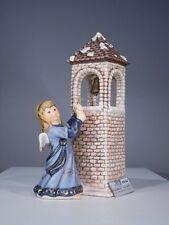 +# A007820 Goebel Archiv Muster Engel Angel mit Glockenturm 44-020