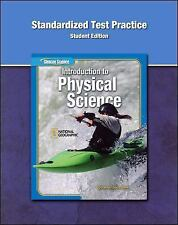 Glen Sci Intro Physical Sci: Introduction to Physical Science by Glencoe