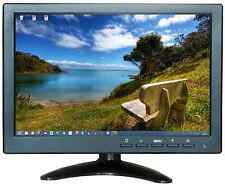 "10.1"" HD USB Multi-media Player LCD Display HDMI AV BNC VGA TFT LED Monitor CA"