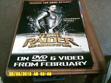 Tomb Raider 2 (angelina jolie) Movie Poster A2