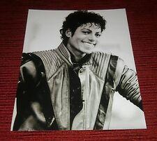 Fotografia Cantante Michael Jackson Immagine Da Collezione Music Foto Vintage