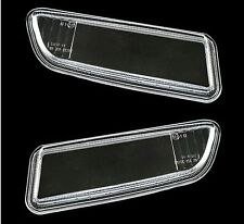 MAZDA 3 2007-2009 SPORT FOG LAMP LIGHT GLASS LEFT+RIGHT one set