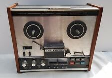 Teac A-2300S Stereo Reel to Reel Tape Recorder  ~ Vintage ~ No Cord