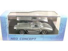 Chevrolet XP-700 Corvette Coupe (silver) 1959