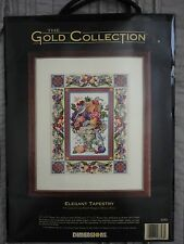 """Dimensions Gold Collection """"Elegant Tapestry"""" Counted Cross Stitch kit"""