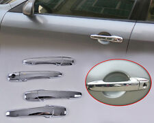 Chrome Door Handle Cover Trim Fit For Mazda 6 2003-2008 Mazda 3 2004 2005-2009