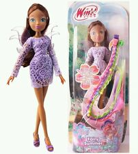 Bambola Doll Winx Club Fairy Summer Aisha Action Figure Giochi Preziosi Rainbow