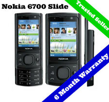 ~ ORIGINAL ~ Nokia 6700s Slide Mobile Cell Phone Package | Unlocked