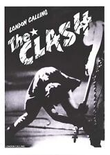 "THE CLASH POSTER ""London Calling, Band Album"" NEW Licensed Art"