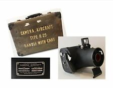 Graflex - Type K-20  -  US Army Air Force - World War II Era  -  Aircraft Camera