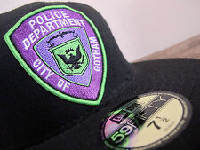 DC x NEW ERA Gotham City Police Department 59FIFTY Fitted Cap 7 1/2 batman joker