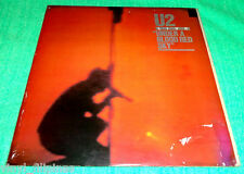 PHILIPPINES:U2 - Under The Blood Red Sky LP,ALBUM,RARE,New Wave