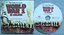 World War 1 in colour Part 1: Catastrophe - Promo DVD Documentary