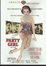 Party Girl (DVD) Warner Archive Mobster Classic!