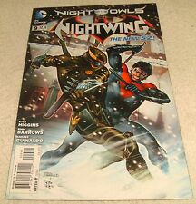DC COMICS NIGHTWING # 9 VF+ THE NEW 52 NIGHT OF THE OWLS