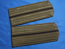 RARE Soviet shoulder boards officer Engineering Troops Soviet Army USSR epaulets