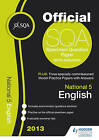 Official SQA Specimen Paper National 5 English (Paperback, 2013) Study Help