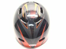 Bell Maniac Child Helmet, Black/Red Magnum FREE SHIPPING