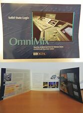 SSL OmniMix Prospekt Solid State Logic SSL Digital