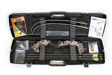 New Martin Saber Take Down Recurve Bow Kit RH 45# Next G1 Vista Camo
