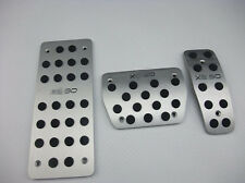 Aluminum Car Fuel Brake Foot rest Pedals For Volvo XC90  Automatic