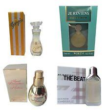 Womens Miniature Mini Travel Perfume Worth Giorgio Maitresse Burberry set of 4