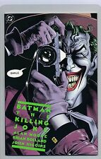 BATMAN THE KILLING JOKE ( 1988 ) NM / MT ( 1ST PRINT ) EMBOSSED COVER ALAN MOORE
