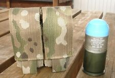 OAS Genuine MULTICAM® Dbl 40mm Grenade Pouch - Made in GB