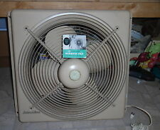 Vintage R&M Robbins & Myers Window Exhaust Fan B2500A - Fantastic Condition!