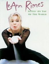 Sittin' on Top of the World by Leann Rimes VOCAL GUITAR MUSIC