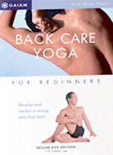 Living Yoga - Back Care Yoga for Beginners New DVD